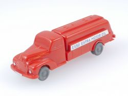 Wiking 234/1 unverglast Ford Esso Extra Motor Oil Tankwagen
