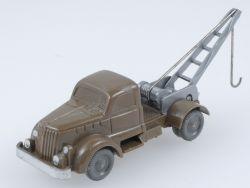 Wiking 215/1 H unverglast White Abschleppwagen Blassbraun