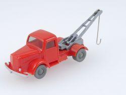 Wiking 1071/1 A MB 5000 Abschleppwagen WM Orangerot