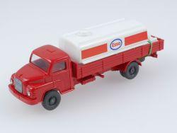 Wiking 940/1 C MAN Esso Tankwagen original Gummi OPS!
