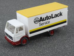 Wiking 436/20 MB Mercedes Autolack Service Koffer LKW