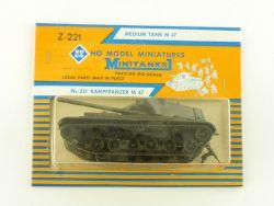 Roco Z-221 Minitanks Kampfpanzer M 47 Militär 1:87 MIB OVP