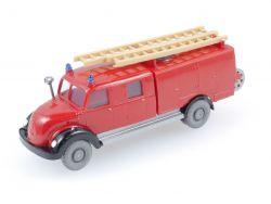 Wiking 1057/1 WM Magirus Sirus Spritzenwagen Feuerwehr lesen