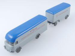 Wiking 655/1 B MB 312 Fernverkehr LKW 543/1 B Anhänger TOP!