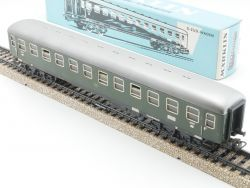 Märklin 4022 D-Zug-Wagen 2.Kl. DB Blechwagen sehr gut Karton OVP