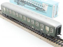 Märklin 4022 D-Zug-Wagen 2.Kl. DB Blechwagen TOP Karton OVP