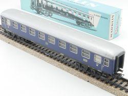 Märklin 4027.1 D-Zug-Wagen Blechwagen 1.Kl DB Karton später OVP