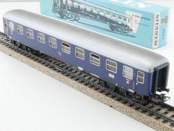 Märklin 4032.3 Schnellzugwagen Schlußlicht 1.Kl Karton TOP! OVP
