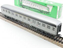 Märklin 4043 Personenwagen Silberling 1/2.Kl. Beleuchtung TOP OVP