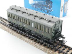 Märklin 4004 Abteilwagen Personenwagen 2.Kl. blauer Karton NEU OVP