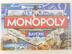 Hasbro 40125 Monopoly Bayern Edition Brettspiel Spiel NEU OVP