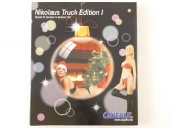 Quelle Set Nikolaus Dessous Truck Edition I LKW Modell 1:87 OVP SG