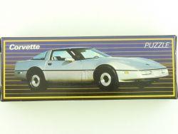 F. X. Schmid Jigsaw Puzzle Chevrolet Corvette 100 Teile NEU OVP