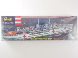 Revell H-320:169 Lazarettschiff Navy Haven 1/478 Bausatz MIB OVP