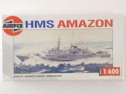 Airfix 02204 Fregatte HMS Amazon 1/600 Plastic Kit NEU MIB OVP