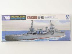 Aoshima Japan Kriegsschiff Kashii 1/700 Plastic Kit MIB!NEU! OVP