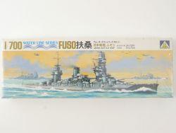 Aoshima Japanisches Kriegsschiff Fuso 1/700 plastic Kit NEU! OVP