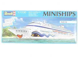 Revell 06820 Miniships Cruise Liner Clubschiff Aida Kit NEU! OVP