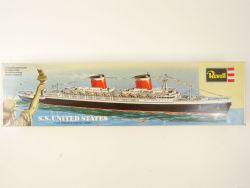 Revell 0332 Passagierschiff SS United States 1/602 Kit MIB! OVP