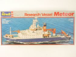 Revell 5225 Expeditionsschiff Meteor Research Vessel 1987 NEU OVP