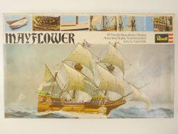 Revell H-366 Segelschiff Mayflower 1970 ca. 1/64 NEU! OVP