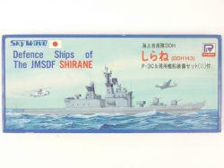 SkyWave Pit-Road Japan Zerstörer DDH-143 Shirane 1/700 NEU! OVP