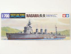 Tamiya 322 Japanischer Kreuzer Nagara 1/700 Plastic Kit NEU! OVP