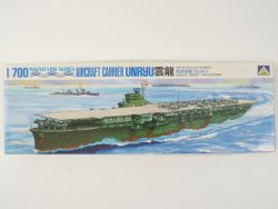 Aoshima Water Line Japan Aircraft Carrier Unryu WWII 1/700 NEU OVP