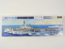 Fujimi Water Line British Aircraft Carrier HMS Eagle 1/700 Kit OVP
