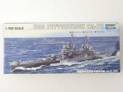 Trumpeter 05726 USS Pittsburgh CA-72 Model 1/700 NEU! OVP