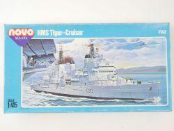Novo Sea Kits 76113 Royal Navy HMS Tiger USSR Plastic Kit  OVP