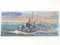 Tamiya US Navy Destroyer DD-445 Fletcher 1/350 Model Kit NEU! OVP