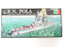 Tauro Model 202 Italy Heavy Cruiser RN Pola 1/400 Kit NEU! OVP