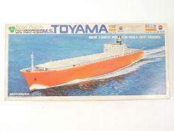 Nitto Containership MS Toyama 1/550 Motor IMEX ARII NEU! OVP