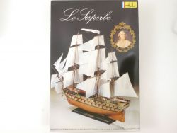 Heller 895 Segelschiff Le Superbe 1/150 Model France NEU! OVP