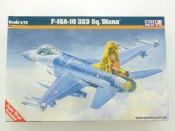 MisterCraft F-16A-10 323 Diana Jet US Air Force 1/72 Kit NEU OVP