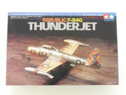 Tamiya Republic F-84G Thunderjet US Air Force 1/72 Kit NEU! OVP