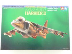 Tamiya AV-8B Harrier II McDonnell Douglas Jet 1/72 Kit NEU! OVP
