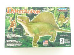 Lindberg Dimetrodon Dinosaurier Dino Plastic Model Kit NEU! OVP
