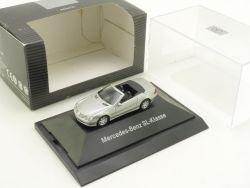 Herpa B66961319 Mercedes SL-Klasse R 230 Deaers Box 1:87 OVP