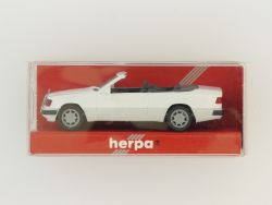 Herpa 021128 Mercedes MB 300 CE Cabrio 1:87 TOP! OVP