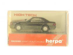 Herpa 2515 High Tech Mercedes MB 500 SL Modellauto 1:87 OVP