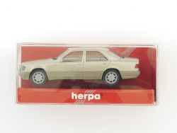 Herpa 031424 Mercedes MB E 320 Limousine 1:87 NEU! OVP