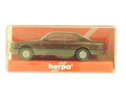 Herpa 3087 Mercedes 560 SEC Coupe W 126 1:87 Modellauto OVP