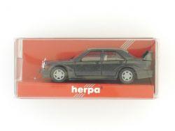 Herpa 3095 Mercedes MB 190 2,5-16 Evolution II 1:87 NEU! OVP