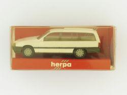 Herpa 2066 Opel Omega Caravan Modellauto 1:87 H0 TOP! OVP
