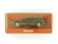 herpa 3071 Porsche 928 S 4 Modellauto PKW 1:87 TOP! OVP