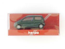 herpa 031578 Renault Twingo grün Modellauto 1:87 TOP! OVP