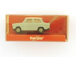 herpa 4132 Trabant 601 S Trabi Limousine Modellauto NEU! OVP
