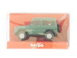 Herpa 2085 Mercedes MB 300 GE G-Klasse Modellauto 1:87 TOP! OVP